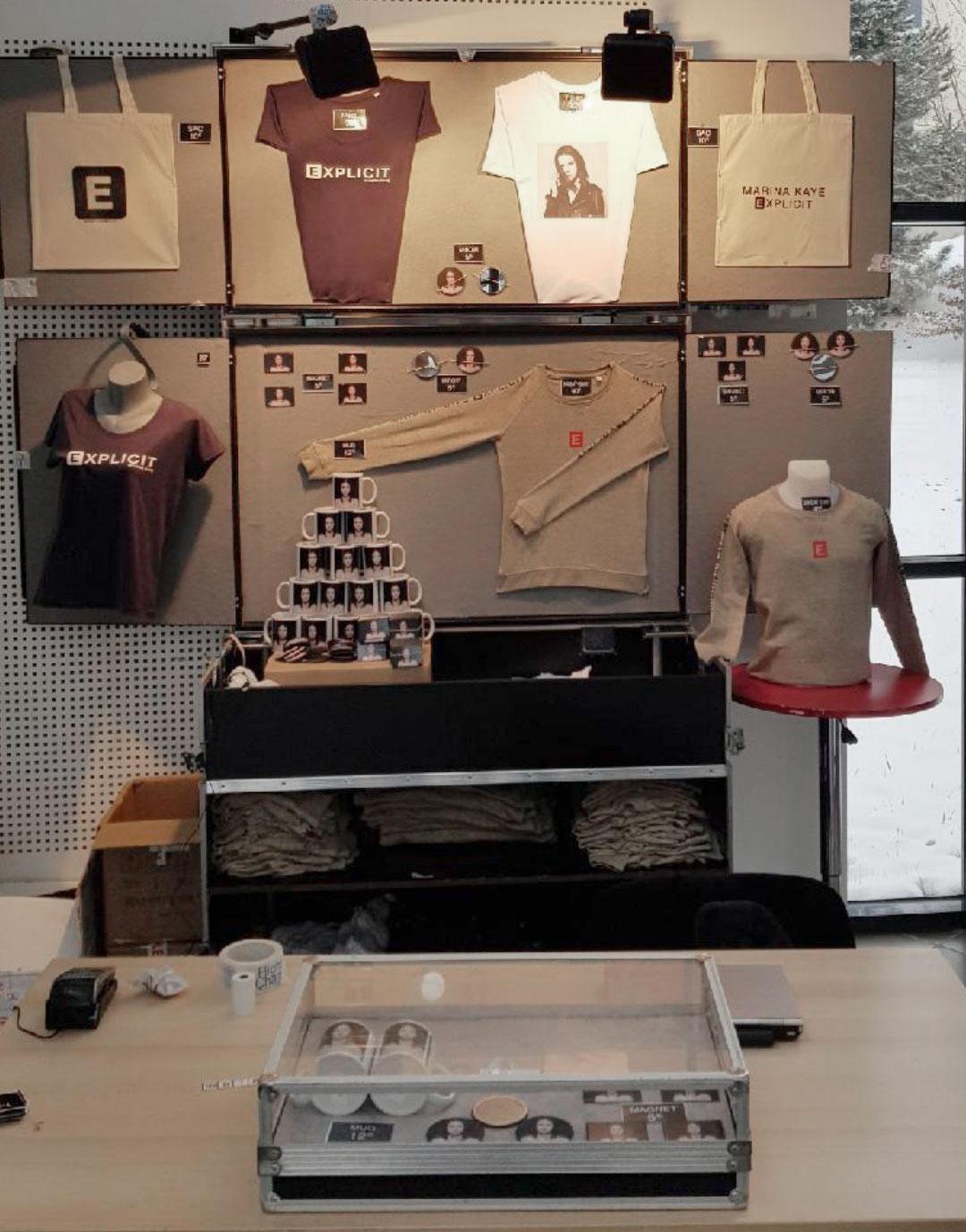 Boutique Marina Kaye - Charmandising