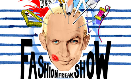La Boutique du spectacle de Jean Paul Gaultier